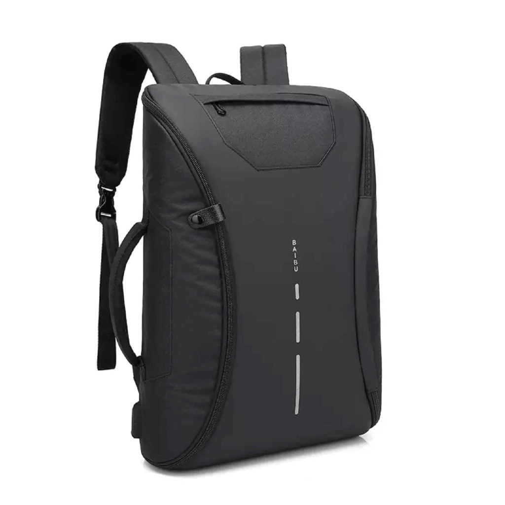 New Anti-Theft Backpack 2en1 Waterproof and USB Charging