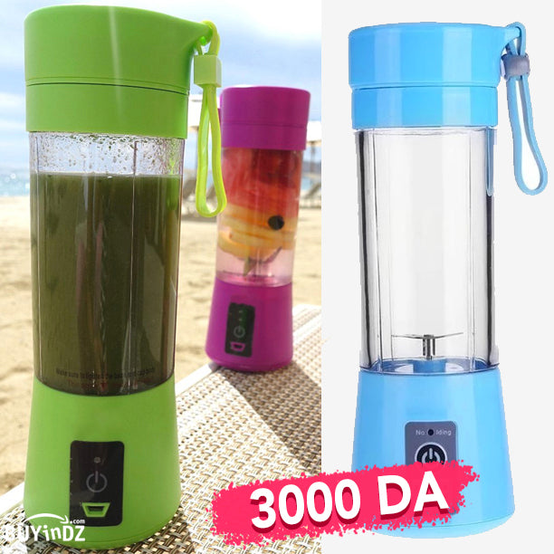 Portable Electric Juicer Cup Rechargable Usb Blender Mixer