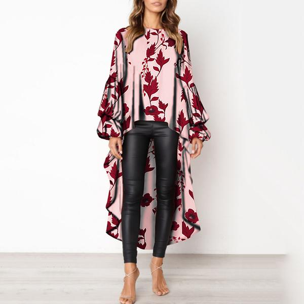 Angeles trends quincy Fold Over Collar Decorative Buttons Plain Outerwear magazines that