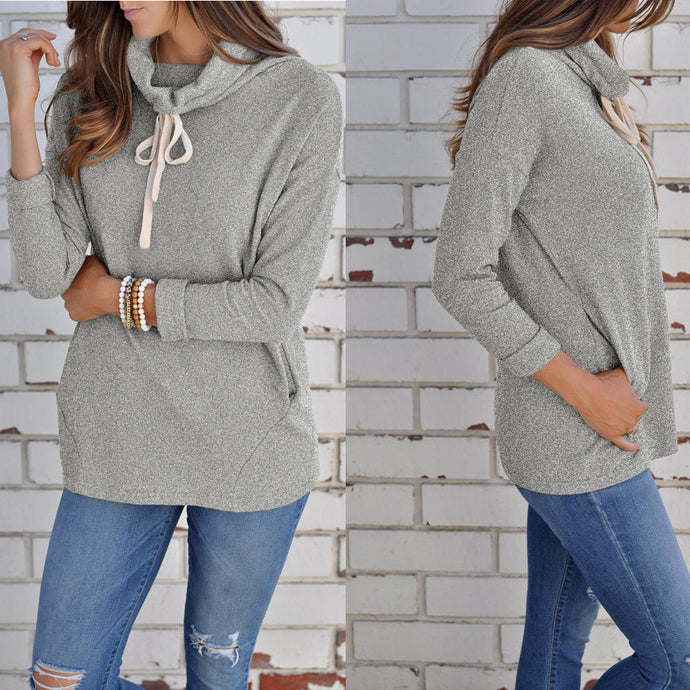 Fashion Plain Hoodies & Sweatshirts