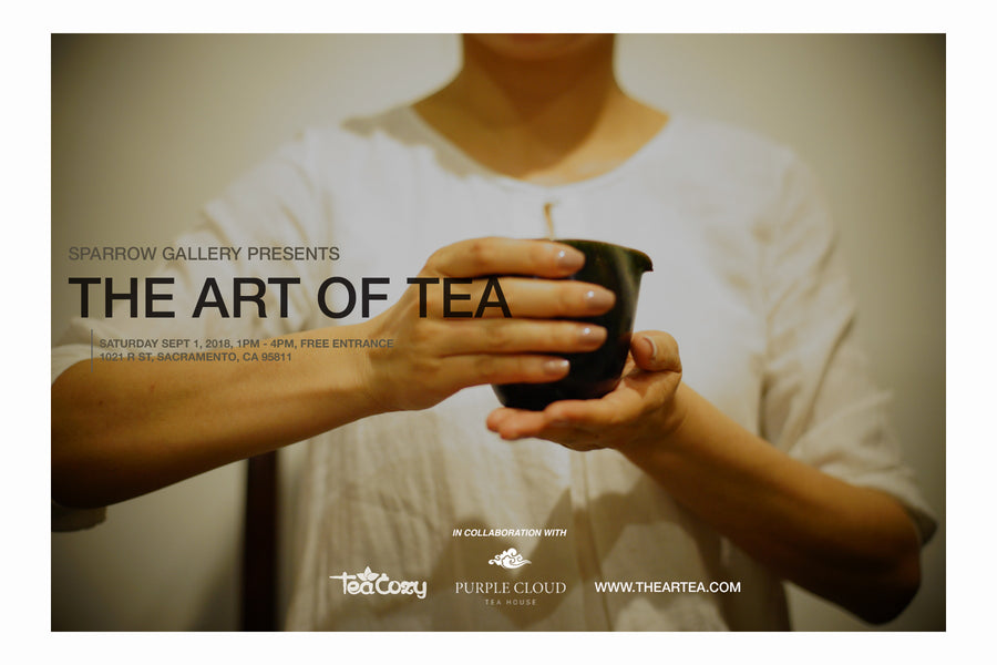 THE ART OF TEA BY SPARROW GALLERY