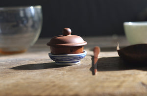 Tea Pot Lid Base