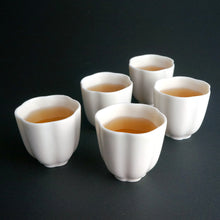 Load image into Gallery viewer, De Hua White Porcelain Cup