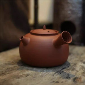 Chao Zhou Sha Diao Made by Aged 20 Years Red Clay