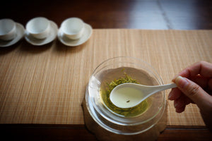 Early Spring Meng Ding (mountain) Gan Lu Green Tea