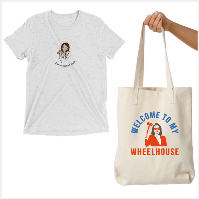 Tote and Tee Bundle (save $7!)