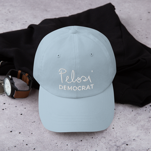 Pelosi Democrat Hat