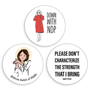 Nancy Pelosi Sticker Pack