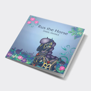 Rus the Horse - Paris, France (Storytelling Kit)
