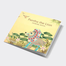Pantha the Lion - Nairobi, Kenya (Storytelling Kit)