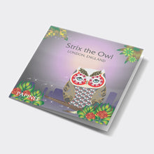 Strix the Owl - London, England (Storytelling Kit)