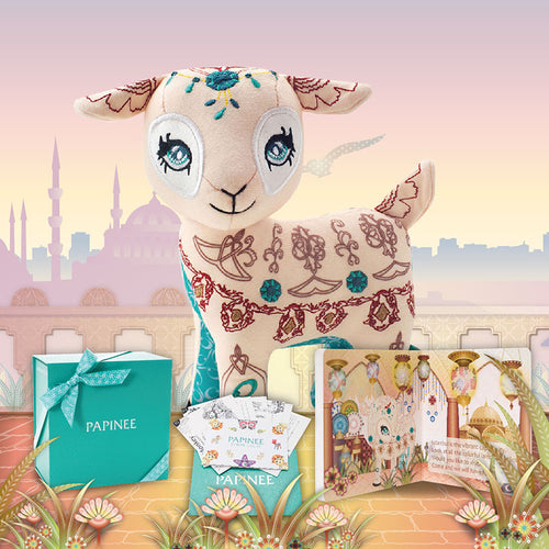 Ovis the Sheep - Istanbul, Turkey (Storytelling Kit)