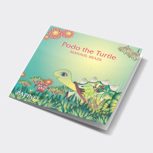Podo the Turtle - Manaus, Brazil (Storytelling Kit)