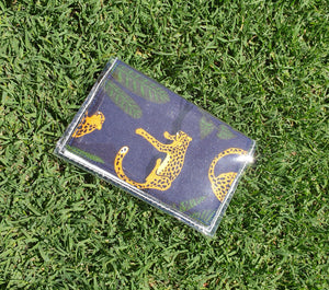 Jungle Animals Card Wallet