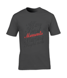 O neck  Men's T-Shirt