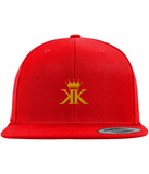 Classic Snap-back 3D Embroidered Foam Logo