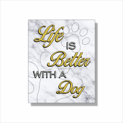 Pet Themed Wall Art | Central Coast Canvas