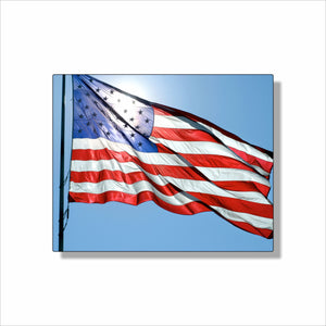 Patriotic Themed Wall Art | Central Coast Canvas