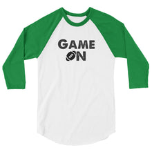 Game On Football Men's 3/4 sleeve raglan shirt