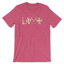 Baseball/Softball Love Short-Sleeve Women's T-Shirt
