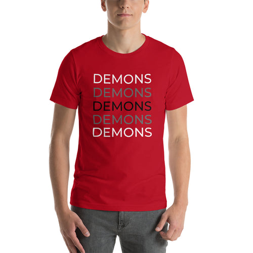 Demons Short-Sleeve T-Shirt
