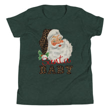 Santa Baby Youth Short Sleeve T-Shirt
