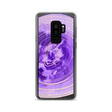 Purple geode Samsung Case
