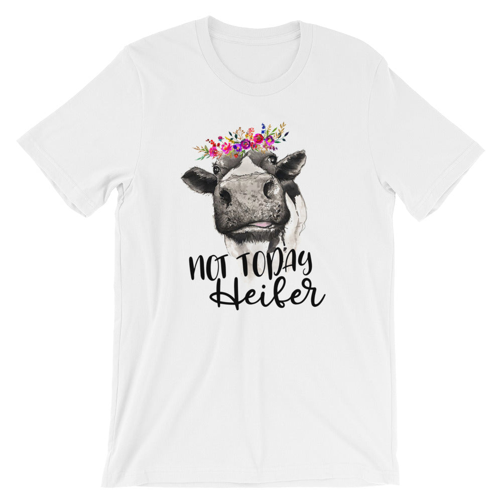 Not Today Heifer Short-Sleeve Women's T-Shirt