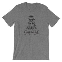 Born This Day Short-Sleeve Women's T-Shirt