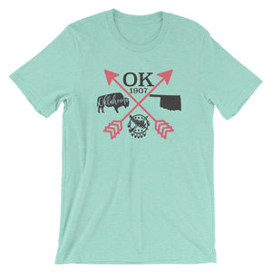 Oklahoma Icons Short-Sleeve Women's T-Shirt
