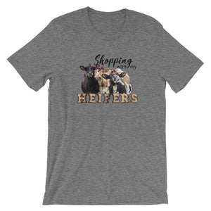 Shopping With my Heifers Black Friday Women's T-Shirt
