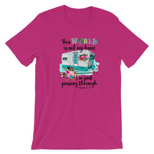 This World is Not My Home Short-Sleeve Women's T-Shirt