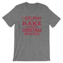 I just want to Bake Short-Sleeve Women's T-Shirt