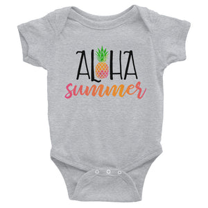 Aloha Summer Infant Bodysuit