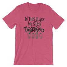 We Stick Together Short-Sleeve Women's T-Shirt