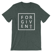 Forgiven Short-Sleeve Women or Men's T-Shirt