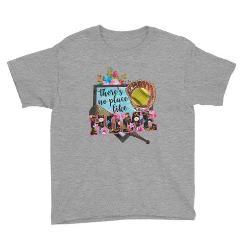 No Place Like Home Kids Short Sleeve T-Shirt