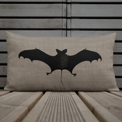 Bat Premium Pillow