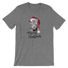 Mooey Christmas Short-Sleeve Women's T-Shirt