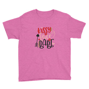 Kissy Face Babe Youth Short Sleeve T-Shirt