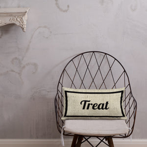 Treat Halloween Premium Pillow