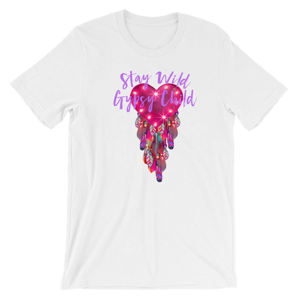Stay Wild Short-Sleeve Women's T-Shirt