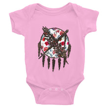 Oklahoma Warrior Shield Infant Bodysuit