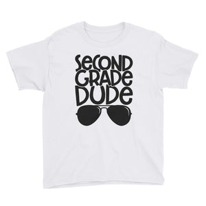 2nd Grade Dude Kids Short Sleeve T-Shirt