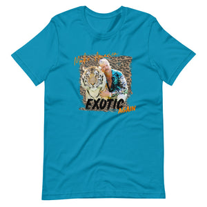 Exotic Short-Sleeve Unisex T-Shirt