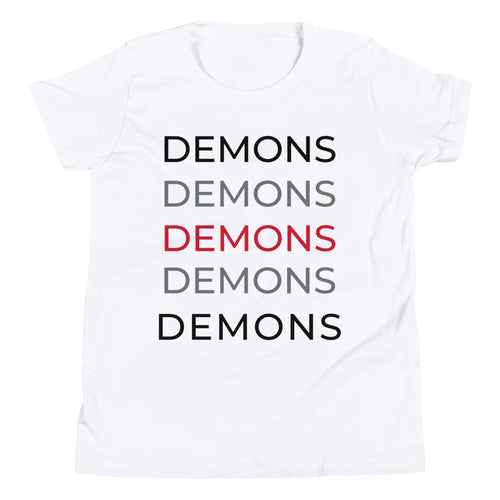 Demons Youth Short Sleeve T-Shirt