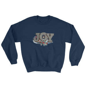 Buffalo Check Joy Sweatshirt
