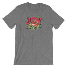 Joy to the World Short-Sleeve Women's T-Shirt