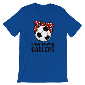 Raising Ballers Short-Sleeve T-Shirt