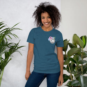 Oklahoma Home Sweet Home Short-Sleeve Unisex T-Shirt